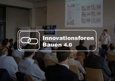 Innovationsforen Bauen 4.0