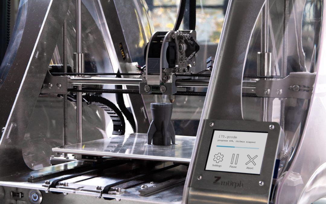 ZIM Innovationsnetzwerk 3D-Druck in Vorbereitung